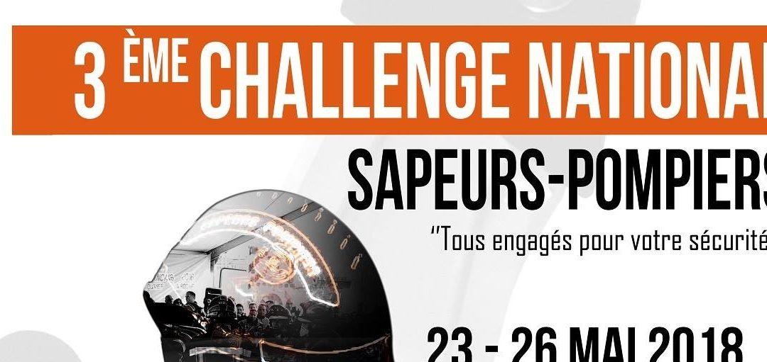 3ème Challenge National Sapeurs-Pompiers Secours Routier 2018