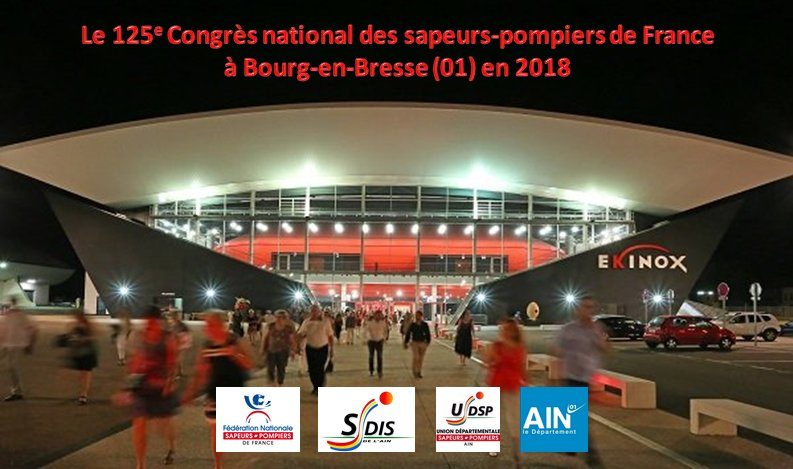 02- Congrès National des Sapeurs-Pompiers de France 2018