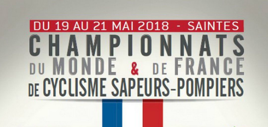 Championnats du Monde et de France Cyclisme Sapeurs-Pompiers