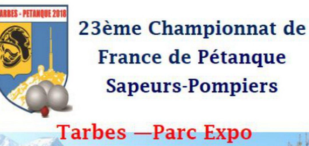05- 23ème Championnat de France de Pétanque Sapeurs-Pompiers