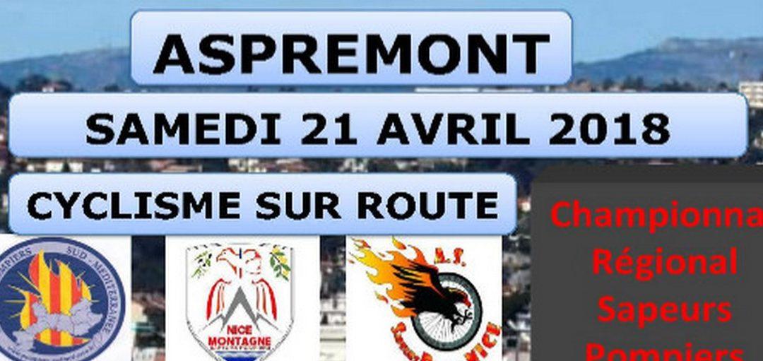Championnat Régional Cyclisme SP Sud Méditerranée