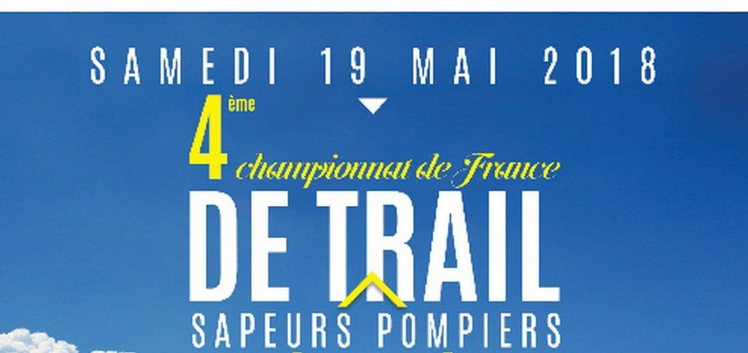 4ème Championnat de France de Trail Sapeurs-Pompiers