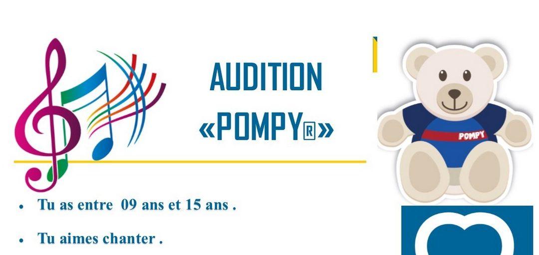 00- Audition CD «Chanson Pompy»